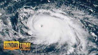 Hurricane Dorian Upgraded To A Category 5 Storm | Sunday TODAY