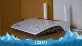 LTE + Super Vectoring + GigabitWLAN - FritzBox 6890 LTE - Ein Erfahrungsbericht von Tobske in 4K