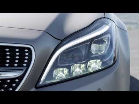 Design - Mercedes-Benz CLS400 Shooting Brake 2014