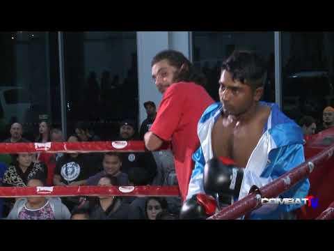 Helu v Maran Tonga v Fiji VERY QUICK KO