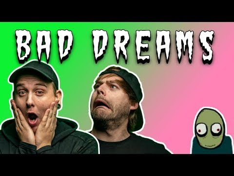 Weirdest Dreams The Internet Has To Offer!