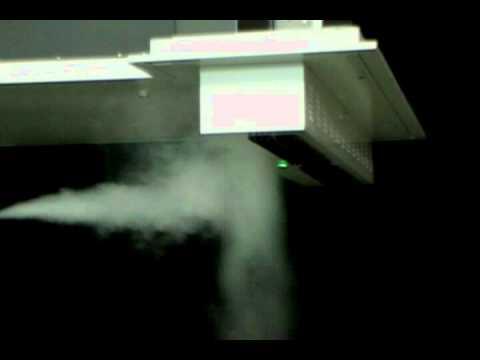 トルネックスのエアカーテン技術