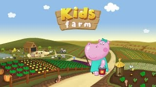 Kids Family Farm, Hippo Farmer Games, Adventures, Farm Simulator, Games for Children /Android