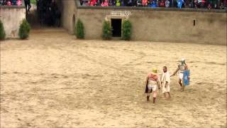 preview picture of video 'Gladiators in Xanten, Germany'