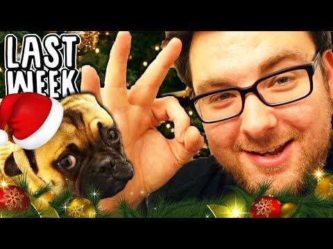 Last Week Christmas Started (send help)