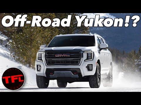 External Review Video uWSCiydfuzU for GMC Yukon & Yukon XL SUV (5th Gen)
