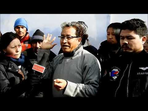 Signature campaign demanding 6th Schedule for Ladakh