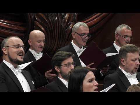 """Jan Adam Maklakiewicz - """"Kołysanka"""" (Warsaw Philharmonic Choir)"""