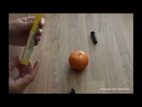 Yaourt diabète de sarrasin