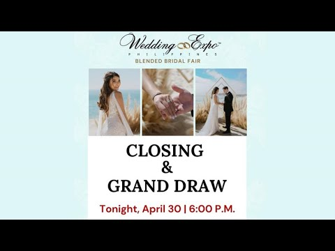WEPM21 BBF Closing & Grand Raffle Draw