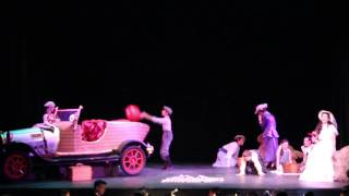 Chitty Chitty Bang Bang Truly Scrumptious YPTW 2016 Cast A