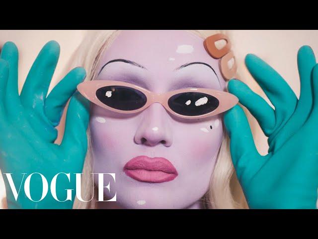 Inside Juno Birch's Extreme Beauty Routine   Vogue