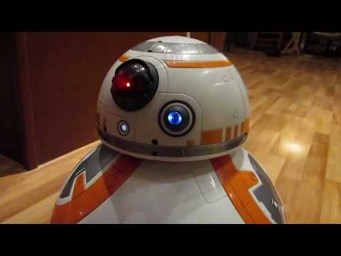 BB-8 Star Wars Droid remote control – unboxing and review