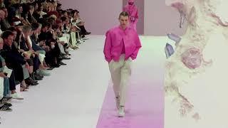 Dior Homme Paris Man SS 2020