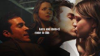 Chris Wood, kara and mon-el | come to this