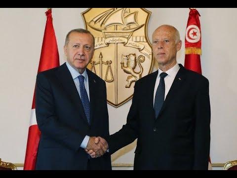 زيارة أردوغان