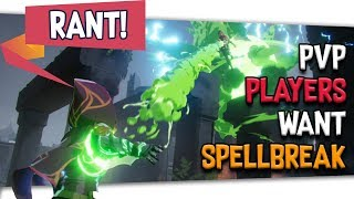 """🤠Why MMO Players Are Talking About """"Spellbreak"""" New Magic BR Game"""