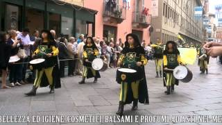 preview picture of video 'Corteo storico palio di Asti 2011 - Parte 2'
