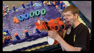 Nerf War: 400,000 Subscribers
