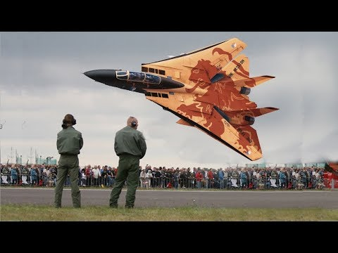 Most shocking fighter jets low flyover(flyby) moments Compilation