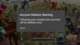How to delete your clash of clans account permanently in 2021🔥