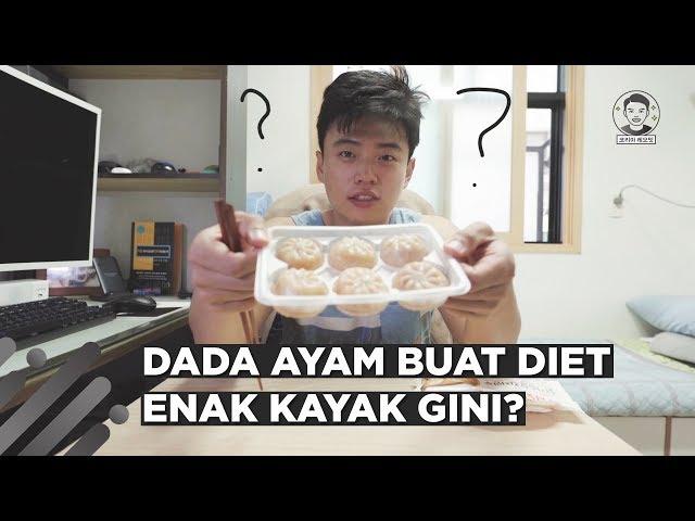 MAKANAN DIET TAPI ENAKNYA KAYAK FAST FOOD!!
