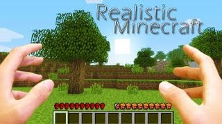 Realistic Minecraft ~ Ep.1 ~ The Beginning