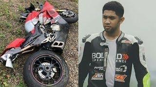Tragedi Sirkuit Sentul, Pebalap Iqbal Hakim Tewas saat Latihan Track dengan Mengendarai Ducati