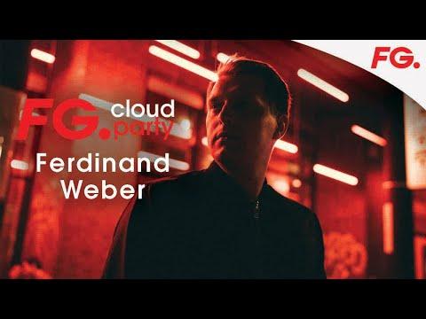 FERDINAND WEBER   FG CLOUD PARTY   LIVE DJ MIX   RADIO FG