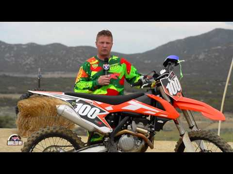 Racer X Films: Dialed In: 2016 KTM 250SX-F
