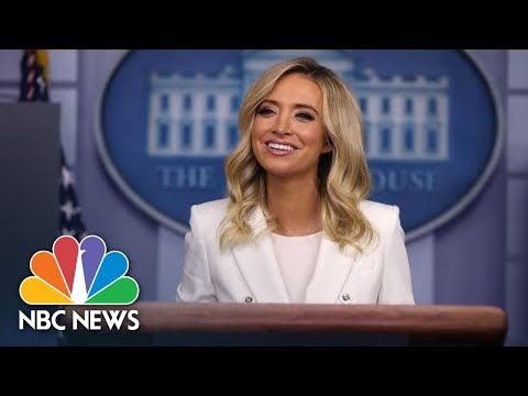Live: White House Holds Press Briefing: July 6 | NBC News
