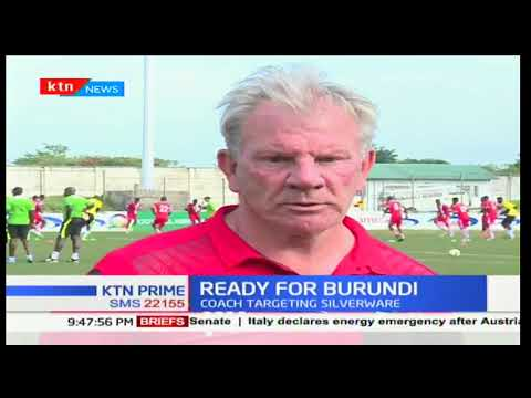 Harambee Stars hope to recapture the CECAFA senior challenge