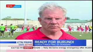 Harambee Stars hope to recapture the CECAFA senior challenge