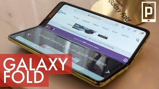 The Samsung Galaxy Fold Is Awesome!
