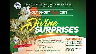 RCCG Holy Ghost Rally Dublin 2017