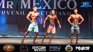 MR  MEXICO JUVENIL 2019 | BATALLA FINAL POR EL ABSOLUTO MENS PHYSIQUE