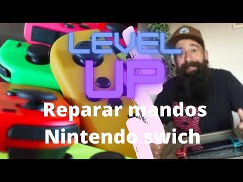 arreglar mandos Nintendo Switch en poco tiempo y por poco dinero