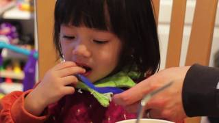 Toddler - 18m-3y: Mealtime