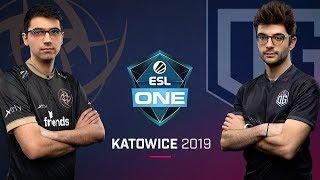 Dota 2 - NIP vs. OG - Game 3 - LB Ro4b #1 - ESL One Katowice 2019