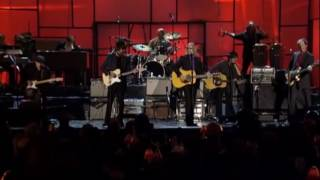 While My Guitar Gently Weeps - Prince, Tom Petty, Steve Winwood... Tributo a George Harrison