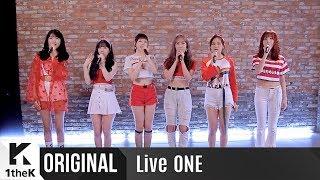 LiveONE(라이브원): GFRIEND(여자친구) _ Sunny Summer(여름여름해)