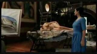 Frida, scena correzione quadro