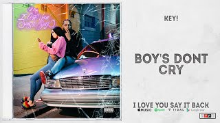 New Song: KEY! | Boys Don't Cry (I Love You Say It Back)