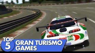 Top 5 Gran Turismo Games