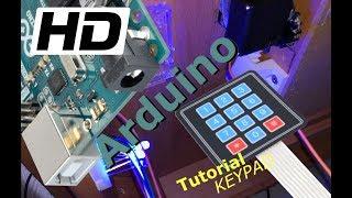 how to use arduino keypad - मुफ्त ऑनलाइन वीडियो