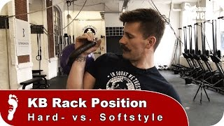 Hardstyle vs. Softstyle (Kettlebell) | Unterschied & Rack Position