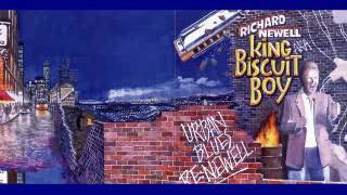 King Biscuit Boy - Urban Blues Re Newell - 1995 - My Love Lies Bleeding - Dimitris Lesini Greece