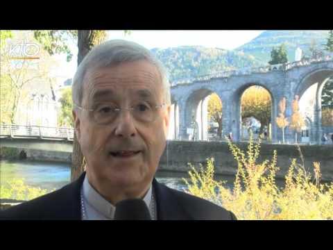 Mgr Aubertin : nouvelle traduction du Missel en cours