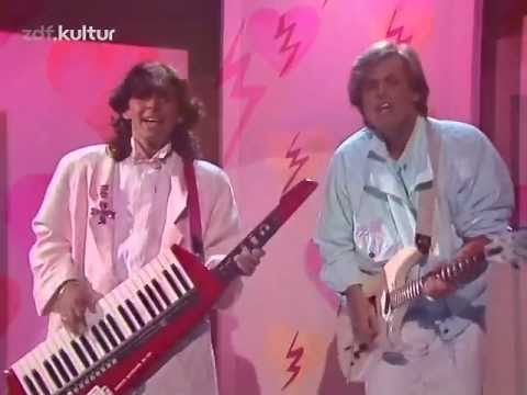 Modern Talking - You're My Heart, You're My Soul (видео)