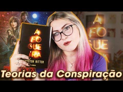 A FOGUEIRA | Um thriller pra quem gosta de Stranger Things!